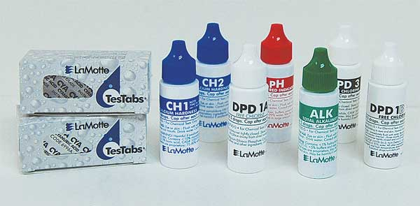 Lamotte Reagent Refill, For Use With 4EVT7 R-2056
