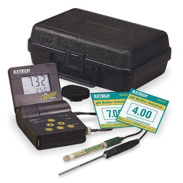 Extech Meter, 0 To 14ph Kit OYSTER-16