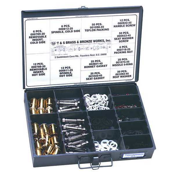 T&S Brass Master Faucets Parts Kit B-7K