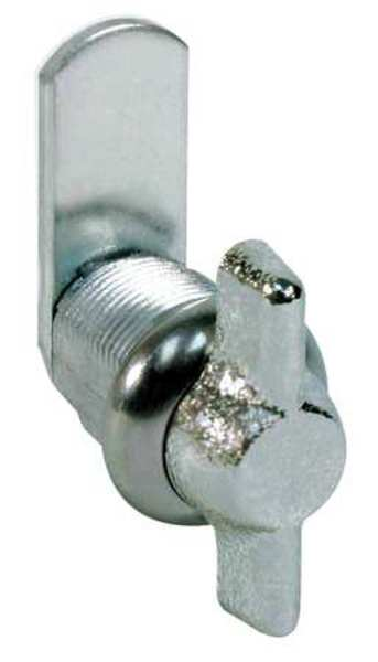 Compx Fort Wing Handle Keyless Cam Lock,  Non-Keyed,  Cylinder: 5/8 in MFWTT058