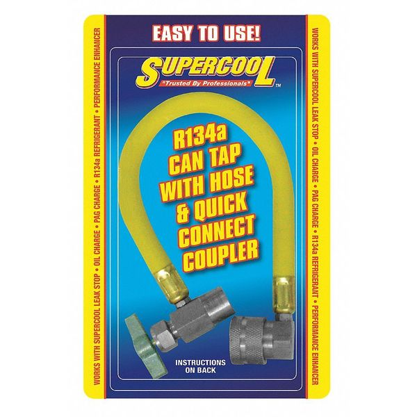 Supercool R134a Can Tap, Screw-On 401