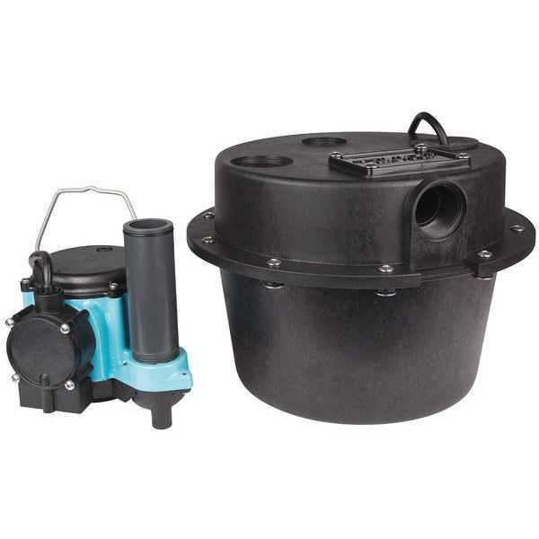 Little Giant Wastewater Removal Sys WRSC-6