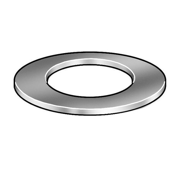 Box Qty 9,000 1//4 INCH S A E Flat Washer USA Made Zinc BC-14WSAED by Shorpioen