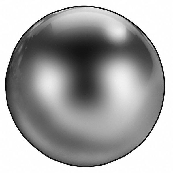 Thomson Precision Ball, Ceramic, 1/2 In, Pk10 4RJR4