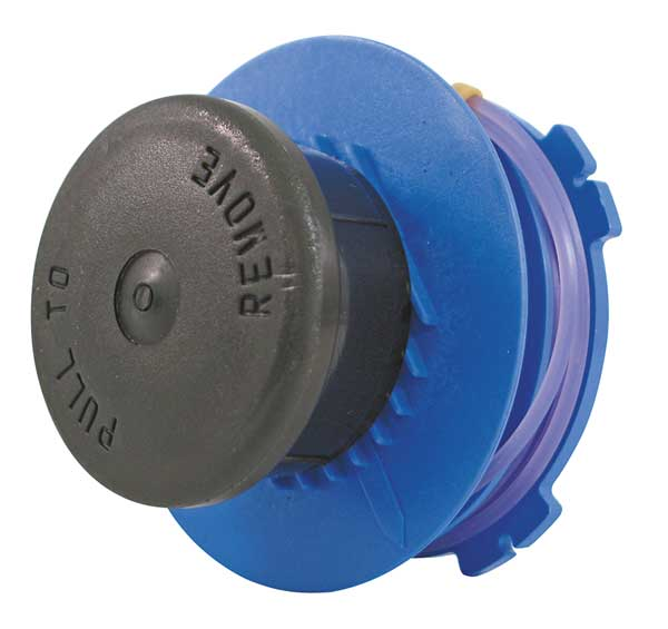 Poulan Trimmer Head, 0.080 In. Dia., 25 Ft. 952701721