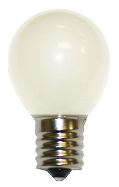 Lumapro LUMAPRO 10W,  S11 Incandescent Light Bulb 4RZZ1
