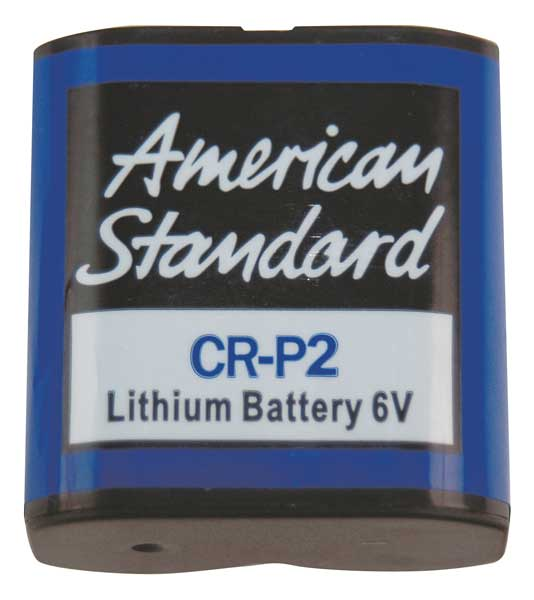 American Standard Lithium Battery,  Replacement,  Faucet A923654-0070A