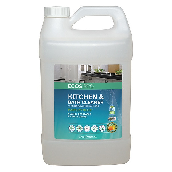 Ecos Pro Kitchen Cleaners, Size 1 gal., Parsley PL9746/04