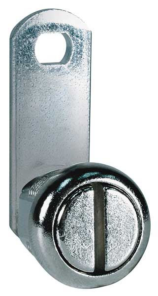 Compx National Slotted Keyless Cam Lock,  Key Non-Keyed C8065-14A