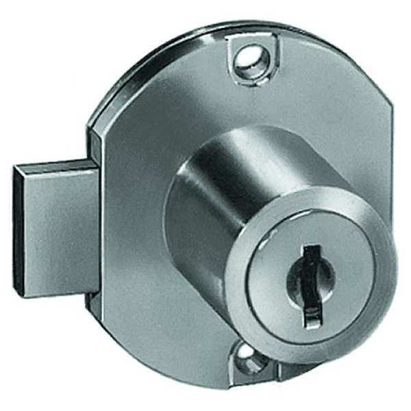 Compx National Cabinet Dead Bolt,  Key C415A C8704-C415A-14A