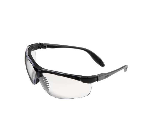 HONEYWELL UVEX S3700 Genesis® S Safety Glasses With Clear Scratch-Resistant