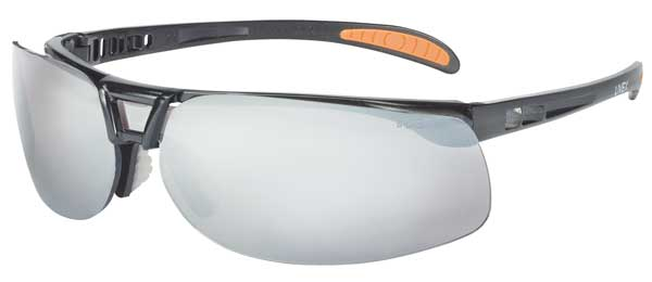 Honeywell Uvex Protege® Safety Glasses With Mirror Scratch-Resistant Lens S4203