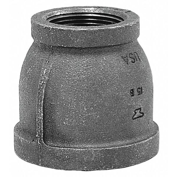 "Zoro Select 2"" x 3/4"" Reducer Coupling 0810089607"