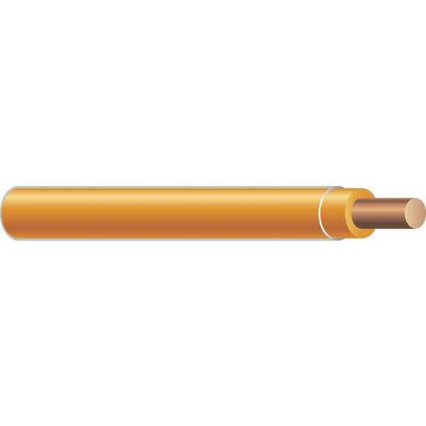 Southwire Building Wire, THHN, 10 AWG, Orange, 2500ft 11601205