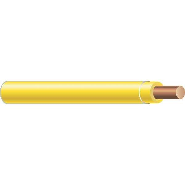 Southwire Building Wire, THHN, 14 AWG, Yellow, 500ft 11584001