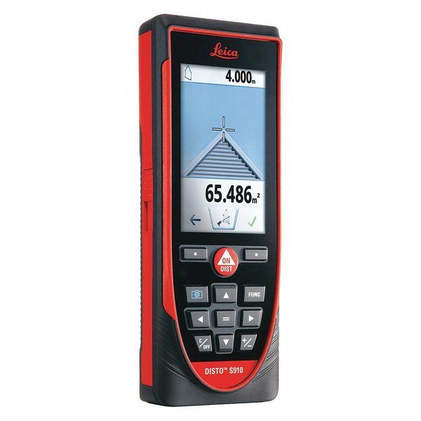 Leica Disto Laser Distance Meter, LCD, 1000 ft. S910