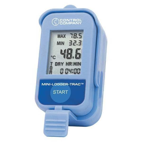 Traceable Miniature Data Logger, LCD Display 6548