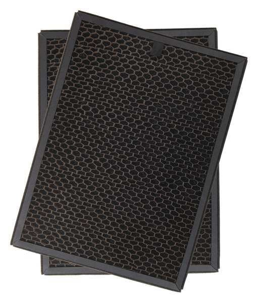 Friedrich Charcoal Filter, Mfr. No. AP260, PK2 AP260CFRK