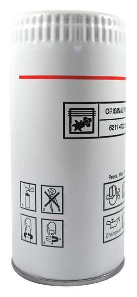 Chicago Pneumatic Oil Filter, For Use mfr.CPC 40 1631011890