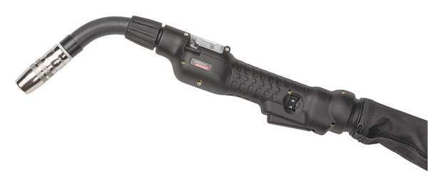 Lincoln Electric MIG Welding Gun, Push/Pull,  Air Cooled K3356-2