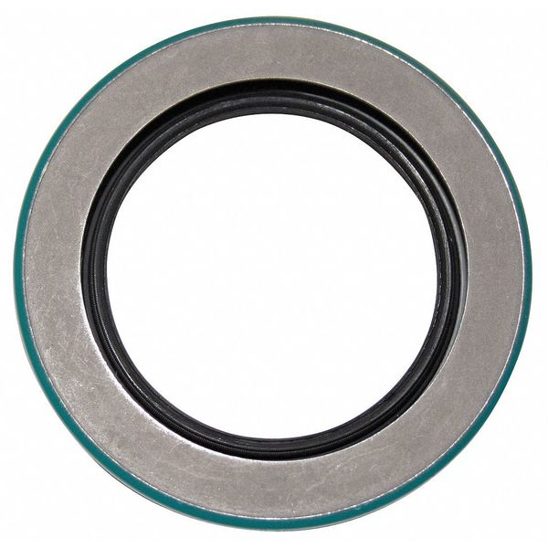 "Skf Shaft Seal,  1 x 1-1/2 x 1/4"",  CRWA1,  Nitrile 9878"