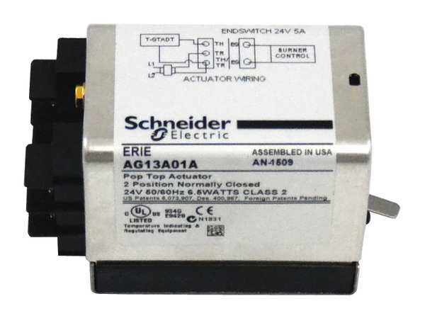 Erie Actuator with End Switch,  24V AG13A01A