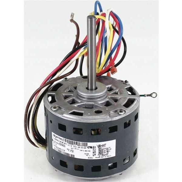 Carrier Motor,  1/3 HP,  1075 rpm,  115V HC41AE117