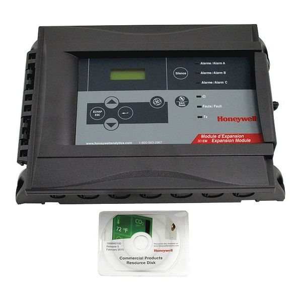 Vulcain Wall Mount Controller,  with Outputs 301-EM-US3