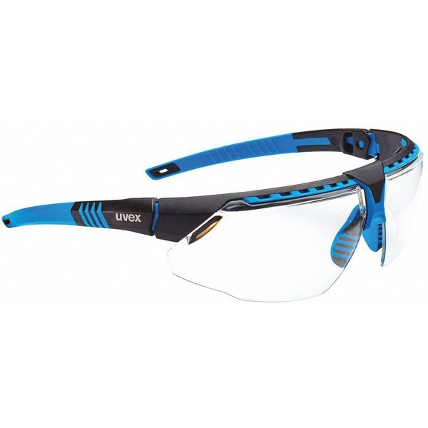 Honeywell Uvex Avatar Safety Glasses,  Anti-Fog,  Hydrophobic,  Scratch-Resistant Lens,  Lens Color: Clear S2870HS