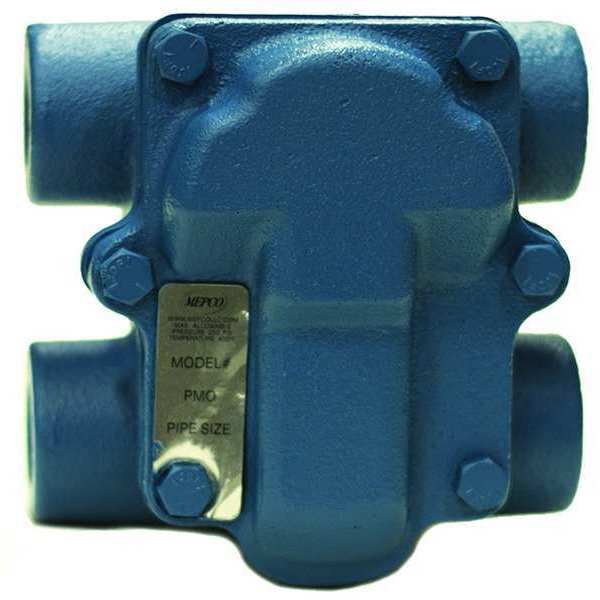 """Mepco Steam Trap, 1-1/4"""" NPT Outlet, SS Disc 44-515A"""