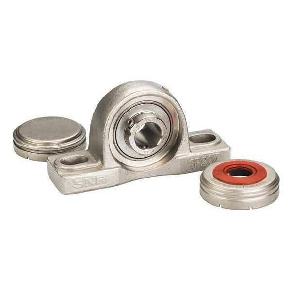 "Ntn Bearing, 1-5/8"" Bore Dia., SS Housing SUCP209-26CCFG1"