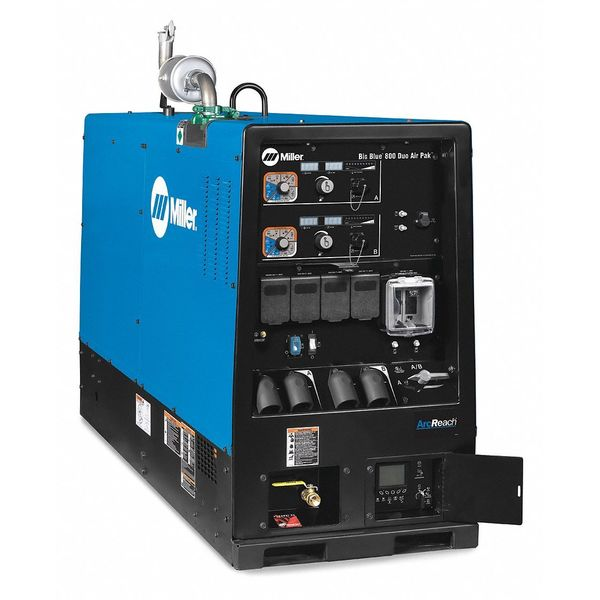 Miller Electric Big Blue® Deutz  65.7 HP Engine-Driven Welder 907752001