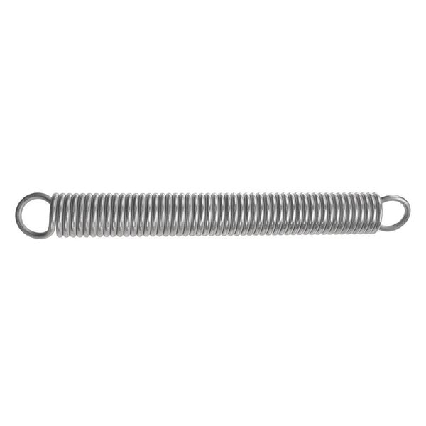 Spec Extension Spring, 4in.L, 0.125in.dia., PK10 E07501254000M