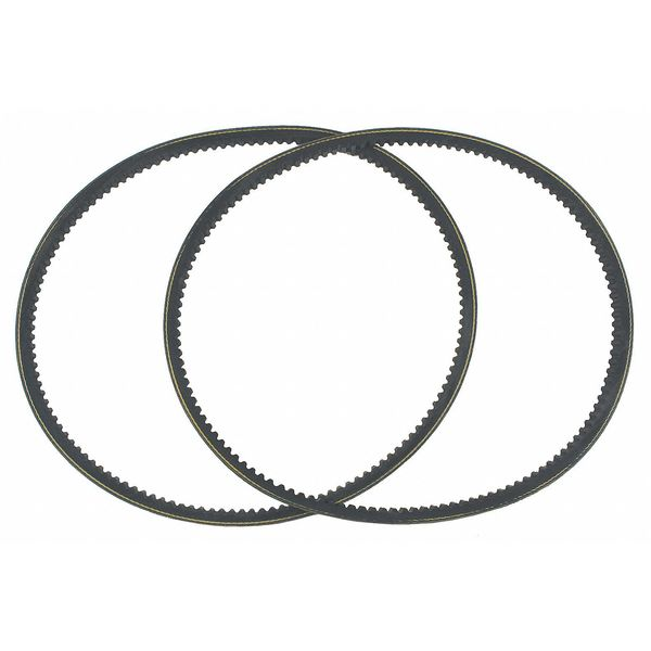"Powerflite AX32 Cogged V-Belt,  Outside Length 34"" AX32-2"