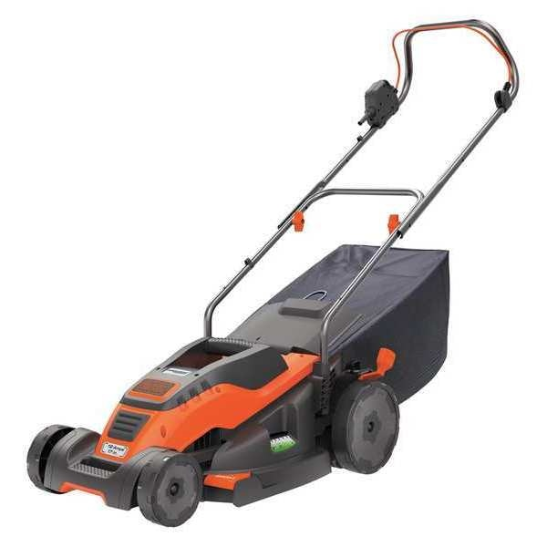 Black & Decker Corded Mower with Edge Max, 17 in. EM1700