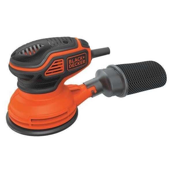 Black & Decker Random Orbit Sander BDERO600