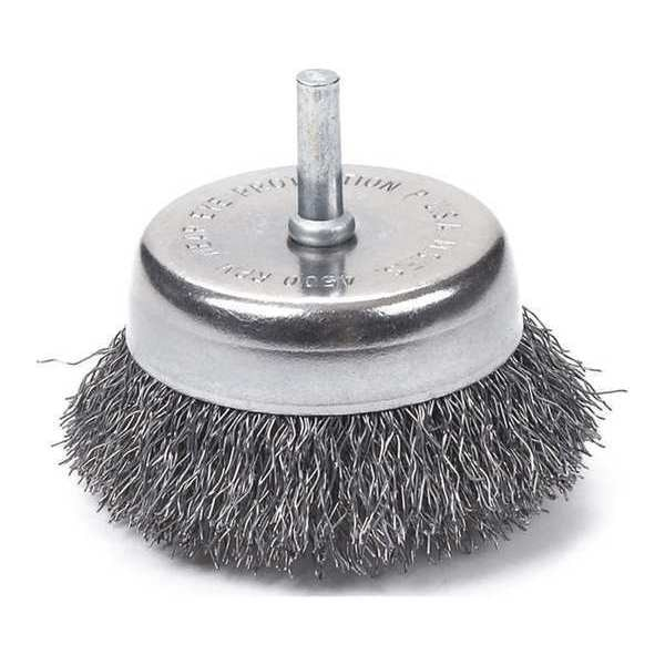 """Gearwrench 2-1/2"""" Wire Cup Brush 2314D"""