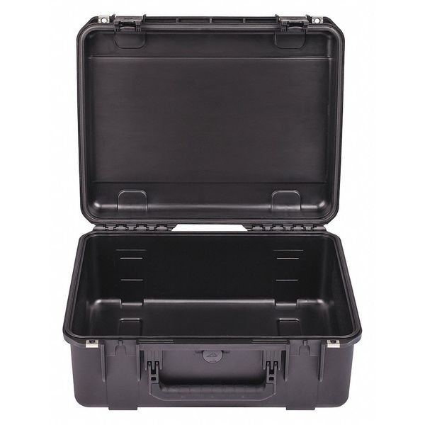 "Skb Black Protective Case,  20-1/4""L x 16.93""W x 8.78""D,  Weight: 8.0 lb 3I-1914N-8B-E"