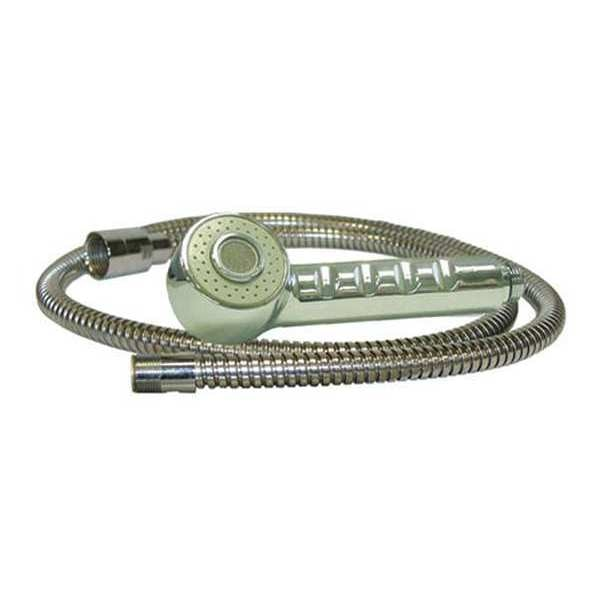 Kissler & Co Kitchen Hose and Spray, Pull Out, Chrome O1-8889