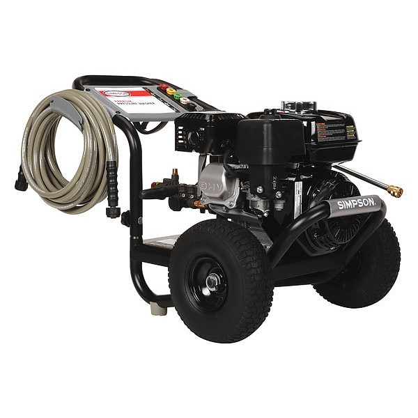 Simpson Heavy Duty 3200 psi 2.8 gpm Cold Water Gas Pressure Washer,  Engine Brand: Honda PS3228-S