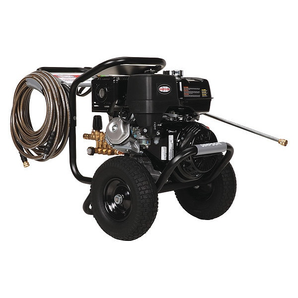 Simpson Industrial Duty 4200 psi 4.0 gpm Cold Water Gas Pressure Washer PS4240H-SP