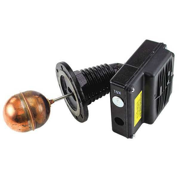 Mcdonnell & Miller Head Mechanism with Snap Switch 150S-HD