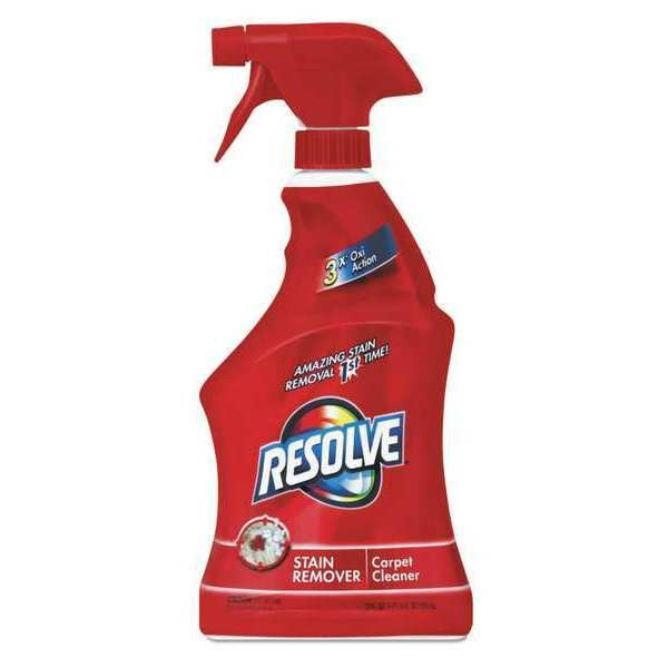 Resolve 19200 00601 6 94 Carpet Cleaner 22oz Zoro Com