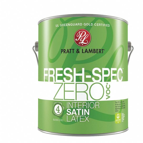 Pratt & Lambert 1 gal. December Eve Satin Latex Interior Paint 0000Z0580-16