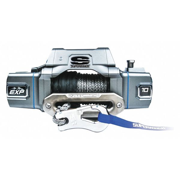 Superwinch Electric Winch,  12VDC,  Pulling,  Series: EXP Series S102738