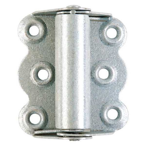 """Wright Products 2-3/4"""" H Galvanized Steel Self Closing Hinge V221GAL"""