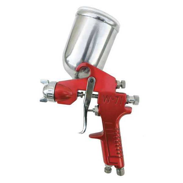 California Air Tools Sprayit Gravity Feed Spray Gun w/ Aluminum Swivel Cup SP-352