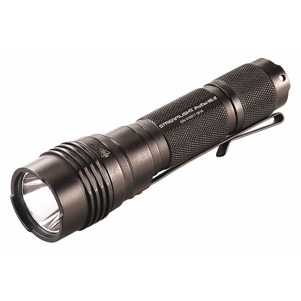 Streamlight Tactical Rechargeable Flashlight, LED, Blk 88065