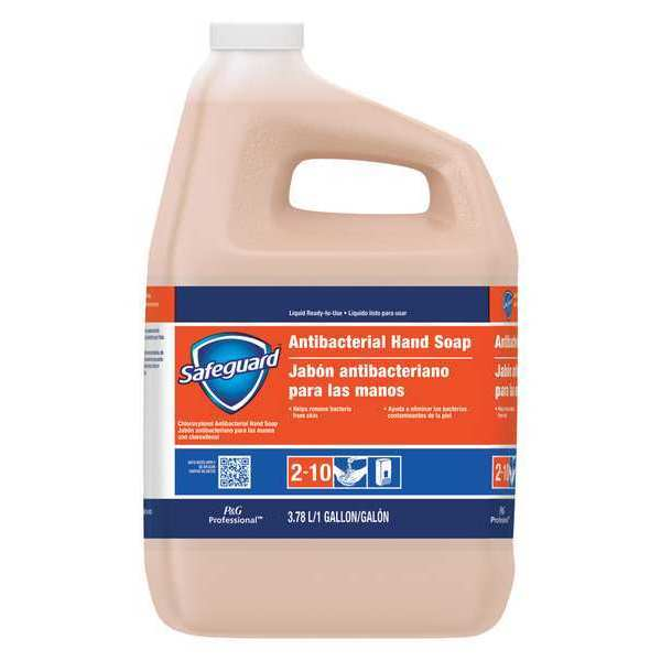 Safeguard Antibacterial Soap, Liquid, 2000mL, PK2 PGC 02699