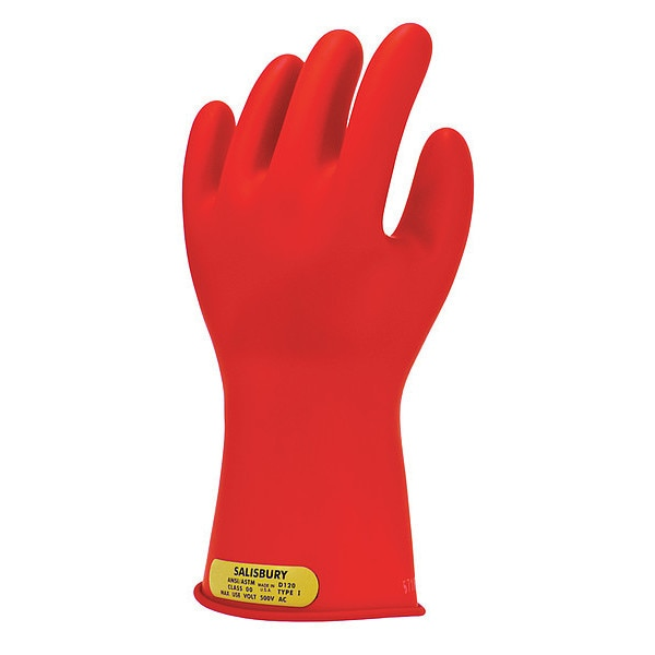Salisbury Rubber Insulating Glove Kit Blk Class 00 GK0011R/12